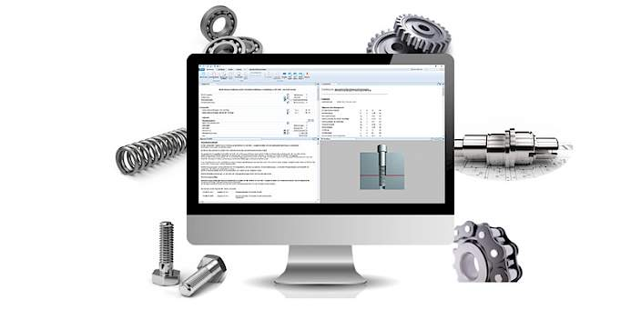 MDESIGN software solutions: calculation of machine elements